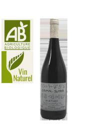 Cuvée Gama Sutra, un vin bio de Loire 100% Gamay élaboré par Olivier Lemasson