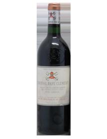 Château Pape Clément Pessac-Léognan Grand Cru Classé de Graves Rouge 1960
