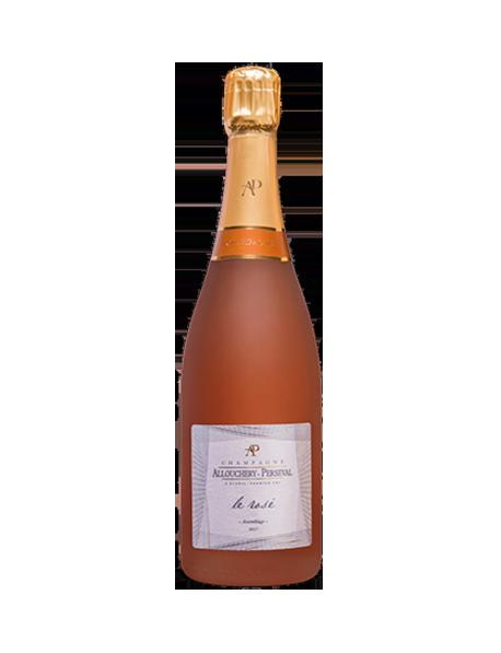 Champagne Allouchery-Perseval Brut Rosé 1er Cru