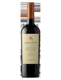 Carménère chilien Armador 2016 du domaine Odfjell, vins rouges chiliens en stock, livraison 24h