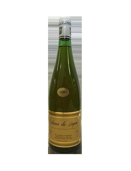 Domaine Pierre Coicaud Coteaux-du-Layon Blanc Moelleux 1990