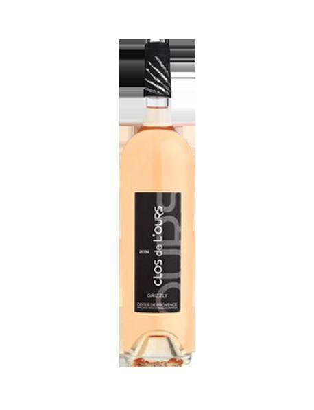 Clos de l'Ours Côtes-de-Provence Grizzly Bio Rosé 2014