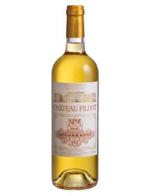 Château Filhot 2ème Grand Cru Classé Sauternes Blanc liquoreux 1989