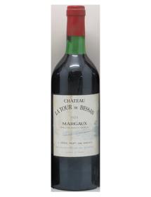 Château La Tour de Bessan Margaux Cru Bourgeois Rouge 1979