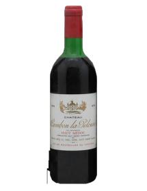 Château Cambon La Pelouse Haut-Médoc Cru Bourgeois Rouge 1979