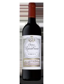 Château Rauzan-Gassies Margaux 2ème Grand Cru Classé Rouge 1989
