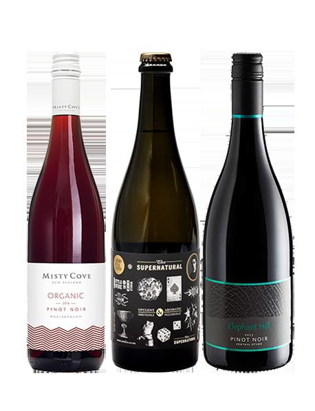 Coffret vin Nouvelle-Zélande Découverte 3 bouteilles