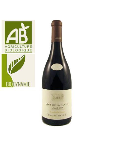 Domaine Arlaud Clos de la Roche 2015
