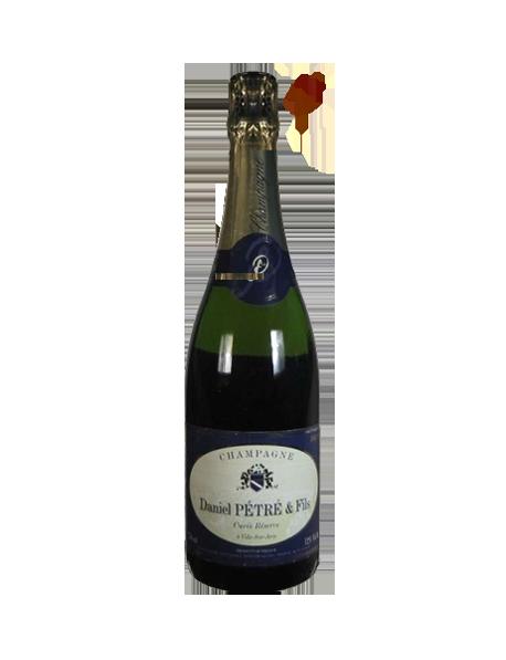 Champagne Daniel Pétré Cuvée Réserve