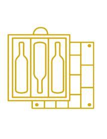 Domaine Joseph Drouhin Clos de Vougeot Grand Cru 2012 - Caisse Bois d'origine de 3 bouteilles