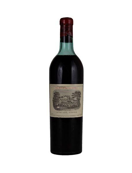 Château Lafite Rothschild Pauillac 1er Grand Cru Classé 1960 - Réhoboam 4,5 litres