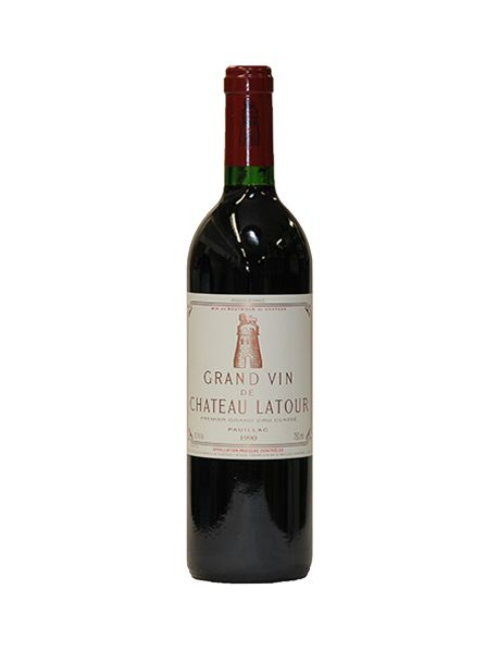 Château Latour Pauillac 1er Grand Cru Classé 1990 - Magnum