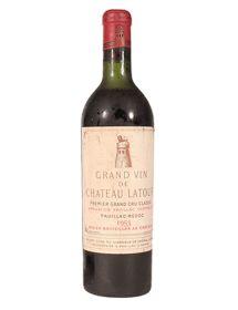 Château Latour Pauillac 1er Grand Cru Classé 1953