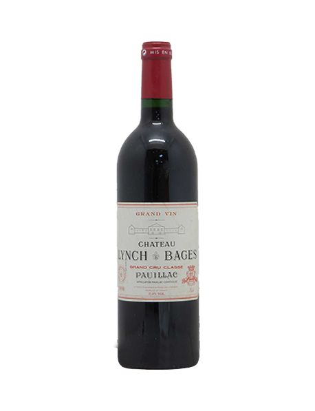 Château Lynch-Bages Pauillac 5ème Grand Cru Classé 1998