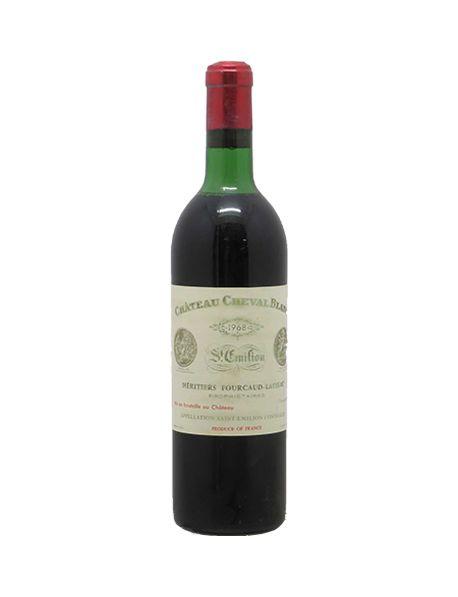 Château Cheval Blanc Saint-Emilion 1er Grand Cru Classé A 1968