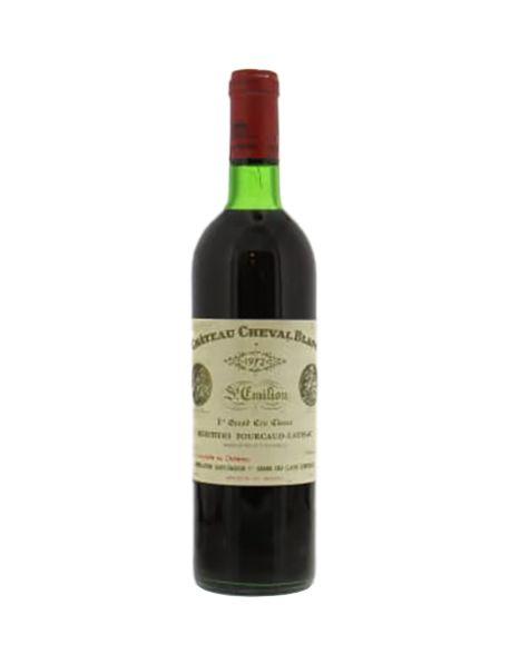 Château Cheval Blanc Saint-Emilion 1er Grand Cru Classé A 1972