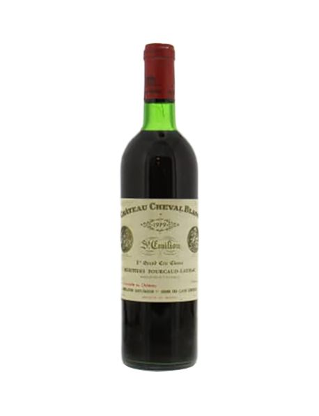 Château Cheval Blanc Saint-Emilion 1er Grand Cru Classé A 1979