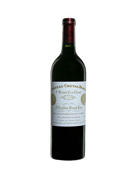 Château Cheval Blanc Saint-Emilion 1er Grand Cru Classé A 1999