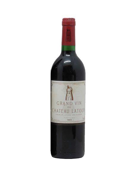 Les Forts de Latour Second vin du Château Latour Pauillac Rouge 1983