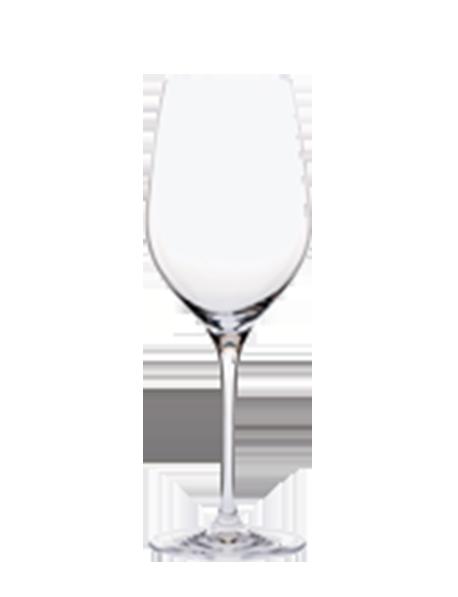 Verre gravé In Vino Veritas 370ml