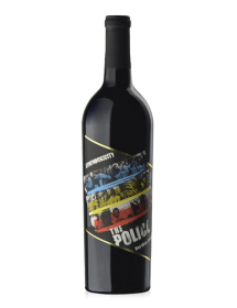 Wines that Rock The Police Mendocino County USA Rouge