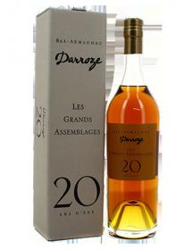 Armagnac Darroze 20 ans d'âge