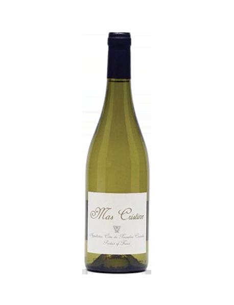 Mas Cristine Côtes du Roussillon Blanc 2014