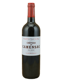 Château de Camensac Haut-Médoc 5ème Grand Cru Classé Rouge 1981