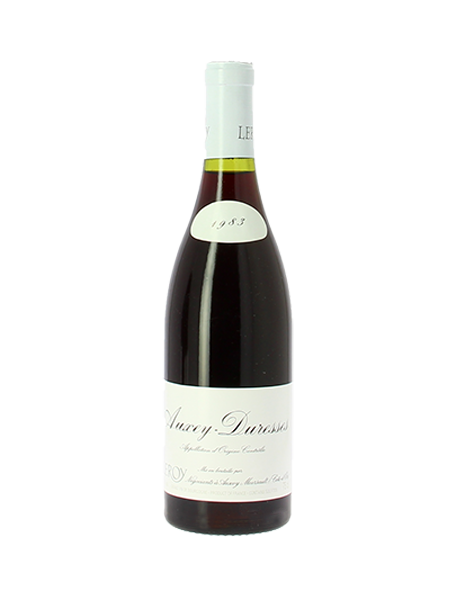 Domaine Leroy Auxey-Duresses Rouge 1983