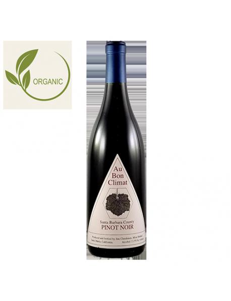 Au Bon Climat Pinot Noir Sanford & Benedict Santa Barbara Californie USA
