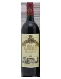 Château Labégorce Zédé Margaux Cru Bourgeois Rouge 1995