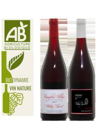 Coffret vin rouge Beaujolais 3 bouteilles