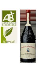 Château de Beaucastel Châteauneuf-du-Pape Rouge 2014 - Caisse Bois d'origine de 6 bouteilles