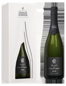 Champagne Charles Heidsieck Blanc des Millénaires 2004 - Avec étui