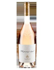 Château d'Esclans Côtes-de-Provence Whispering Angel Rosé 2018 Jéroboam 3 litres - Caisse Bois d'origine