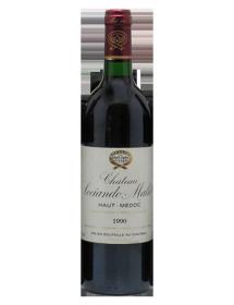 Château Sociando-Mallet Haut-Médoc Cru Bourgeois Rouge 1990