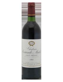 Château Sociando-Mallet Haut-Médoc Cru Bourgeois 1983 - Magnum