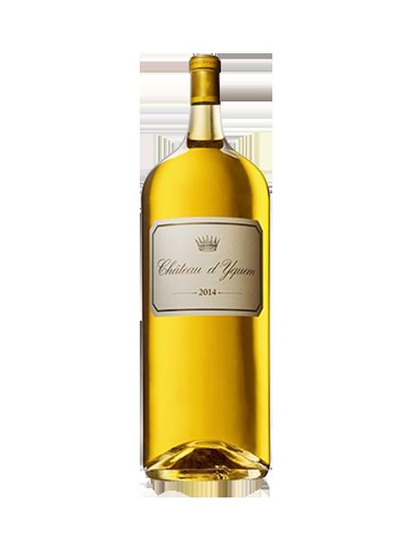 Château d'Yquem Sauternes Premier Cru Supérieur 2014 Nabuchodonosor 15 litres - Caisse Bois d'origine