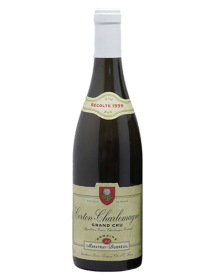 Domaine Maratray-Dubreuil Corton Charlemagne Grand Cru Blanc 1999