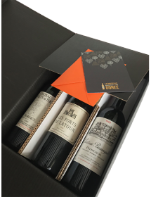 COFFRET VIN 6 BOUTEILLES - Offrez un voyage dans le monde du vin