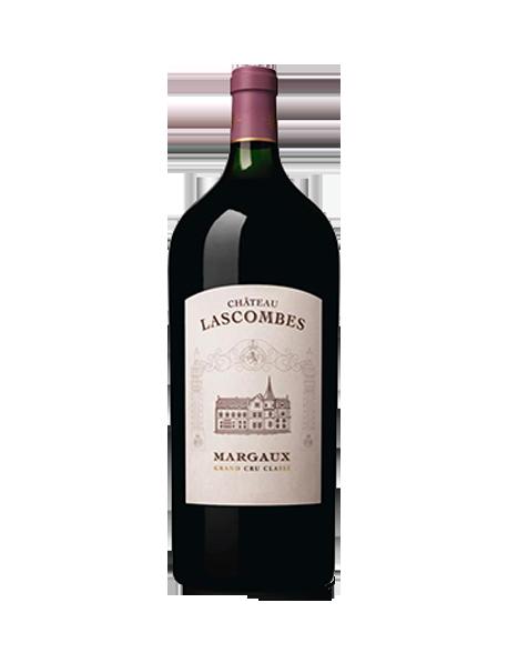 Château Lascombes Margaux 2ème Grand Cru Classé Impériale 6 litres - Caisse Bois d'origine