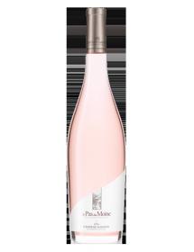 Vin rosé BIO Côtes-de-Provence Sainte-Victoire Le Pas du Moine 2018