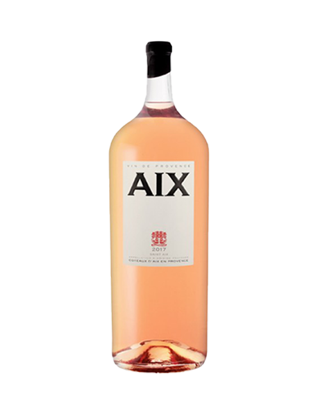 Domaine de la Grande Séouve Aix Coteaux d'Aix-en-Provence Rosé 2017 Nabuchodonosor 15 litres