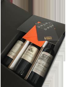 Coffret cadeau vin 6 bouteilles