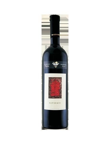 Khareba Saperavi Premium Kakheti Géorgie Rouge