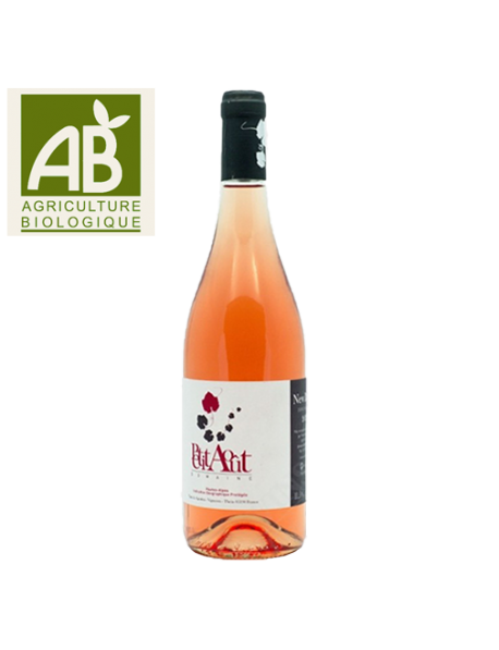 Domaine du Petit Août New Rose Mollard Rosé