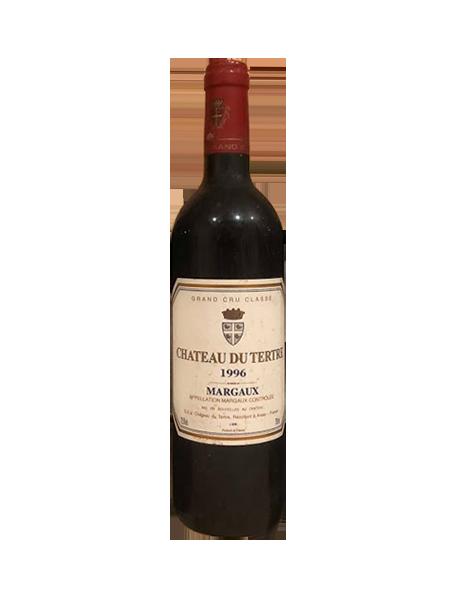 Château du Tertre Margaux 5ème Grand Cru Classé Rouge 1996