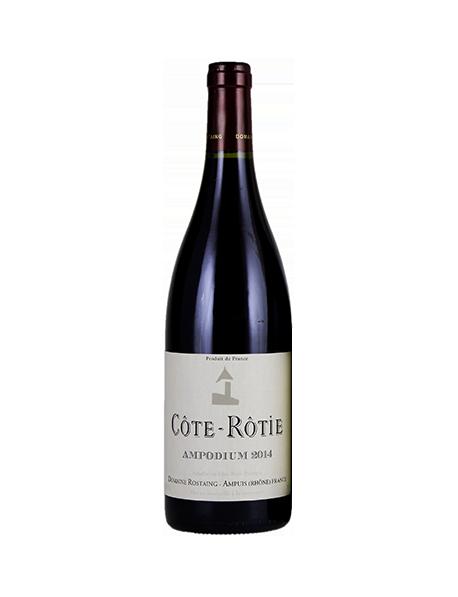 Domaine Rostaing Côte Rôtie Ampodium 2014