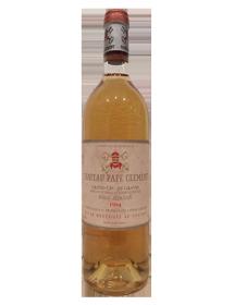 Château Pape Clément Grand Cru Classé de Graves Blanc 1994
