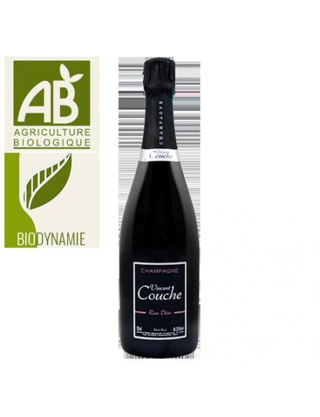 Champagne Vincent Couche Rose Désir